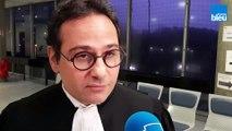Maitre_Fabien_Arakelian_avocat_de_la_famille de la victime.