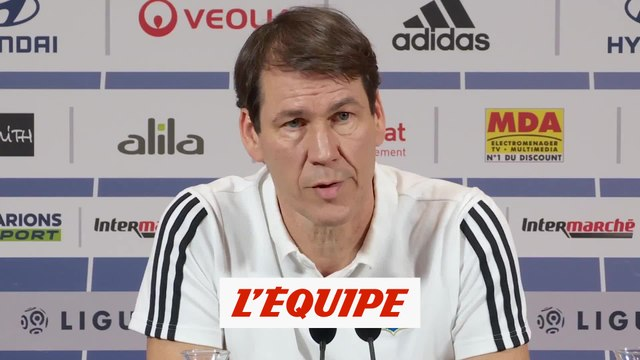Garcia «Ne pas aller en prolongation» - Foot - Coupe - OL