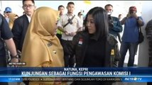 Komisi I DPR RI Tinjau Pengamanan di Natuna