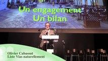 VIAS - Olivier Cabassut explique les raisons de son départ en réunion publique - Partie 3