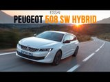 Essai Peugeot 508 SW Hybrid 225 GT 2020