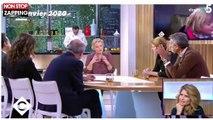 C à vous : Laurent Delahousse trop séducteur ? Alice Taglioni se moque de lui (Video)