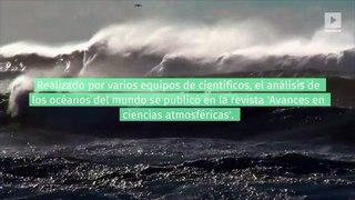 Las temperaturas oceánicas alcanzan niveles récord
