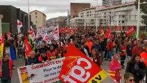 Toulon : 43ème jour de mobilisation contre la réforme des retraites