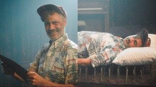 Taika Waititi Shows Off His Nap Game   Surprise Showcase