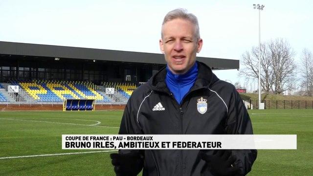 Bruno Irles, ambitieux et fédérateur