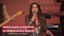 Demi Lovato And The Grammys