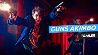Tráiler de Guns Akimbo, la alocada película de acción con Daniel Radcliffe