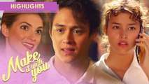 Gabo discovers Billy's deal with Antonia | Make It With You