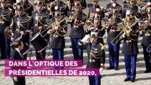 François Baroin : ce geste d'Emmanuel Macron à la mort de Jacques Chirac, son père spirituel