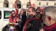 6e manifestation contre le projet de réforme des retraites