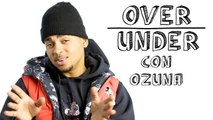 Ozuna Rates Reggaetón, Disney World, and Aliens