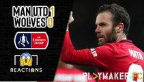 Reactions | Man Utd 1-0 Wolves: Have fans been too quick to write-off Juan Mata?