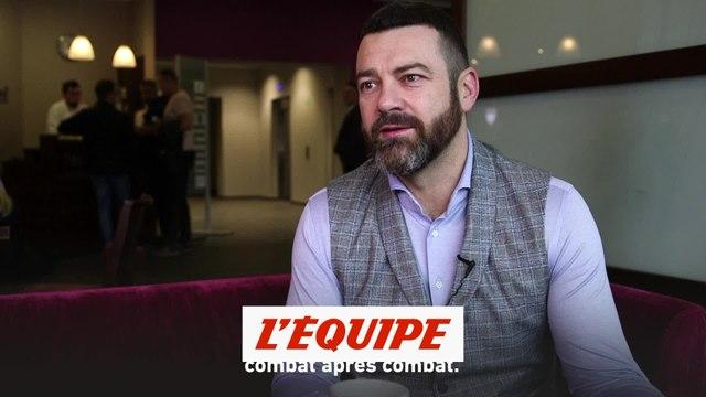 Lewandowski « Salahdine Parnasse me fait penser à Mohamed Ali » - MMA - KSW