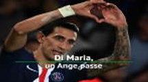 PSG - Di Maria, un Ange passe