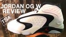 Air Jordan OG Women's Retro 2020 Sneaker Detailed Review With Sizing