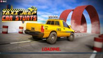 Taxi Car Stunts 2 Games 3D - Ramp Car Stunts - Impossible Car Games - Android GamePlay #3