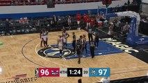 Jarred Vanderbilt Posts 13 points & 13 rebounds vs. Lakeland Magic