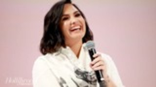 Demi Lovato Set to Sing the National Anthem at 2020 Super Bowl    THR News