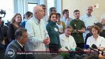 Hôpital public : une grève du codage qui menace les finances
