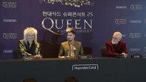 """퀸 """"한국 관객층 더 젊어져...다른 차원의 공연 선보일 것"""" / YTN"""