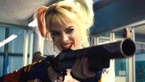 Birds of Prey with Margot Robbie - Official Soundtrack Trailer