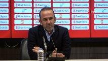 Mehmet Özdilek: 'İlk ayağı kaybettik ama daha pes etmedik'
