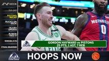 Hoops Now: Celtics Take on NBA MVP, and Bucks