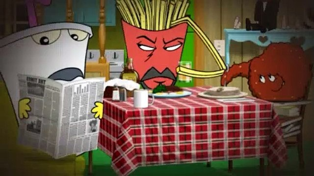 Aqua Teen Hunger Force S05E07 Dummy Love