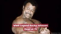 Rocky Johnson Has Passed Away