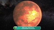 Mais uma -Super Terra- é encontrada no Universo