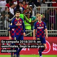 Las tres remontadas que no se olvidan de la era Valverde