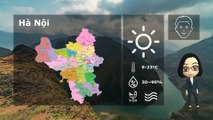 17/01/2020 Vietnam weather forecast