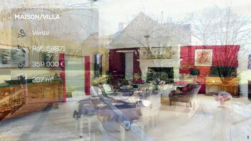 A vendre - Maison/villa - DOL-DE-BRETAGNE (35120) - 7 pièces - 207m²