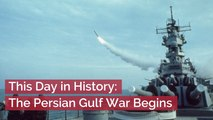 Looking Back At The Persian Gulf War