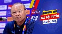 HLV Park nhận trách nhiệm về kết quả của U23 Việt Nam tại VCK U23 châu Á 2020 | VFF Channel
