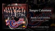 Banda Los Costeños - Sangre Calentana - (Official Audio)