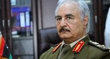 Moskova'daki ateşkes masasından kaçan darbeci Hafter Atina'ya gitti