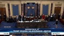 Senat AS Gelar Sidang Perdana Pemakzulan Trump