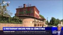 Le restaurant Bocuse perd sa troisième étoile, acquise il y a 55 ans