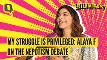 Alaya F on Making her Debut Opposite Saif Ali Khan in 'Jawaani Jaaneman'