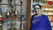 Meet Latha, the Kerala woman who has collected over 7,500 bells
