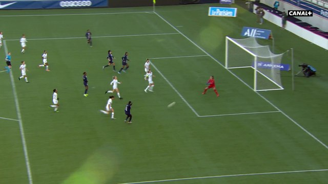 Kadidiatou Diani ouvre le score pour le PSG - D1 Arkema