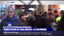 """Arrestation de Taha Bouafs: """"Ça en défrise beaucoup qu'un jeune homme arabe puisse avoir ce statut"""" juge Danièle Obono (LFI), qui ajoute """"c'est un journaliste, point"""""""