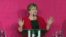 Labour leadership hopefuls call for unity in first hustings