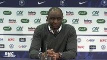 """Nice : Vieira """"déçu"""" de l'arrogance de son équipe en Coupe de France"""
