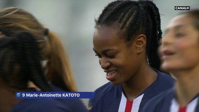 Katoto régale contre Marseille - D1 Arkema