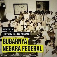 Bubarnya Negara Federal