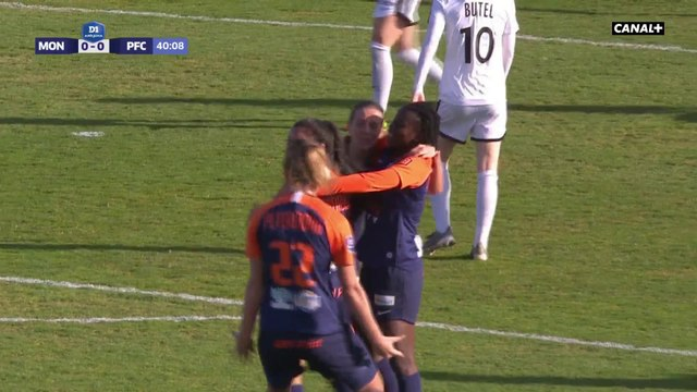 Le résumé de Montpellier / Paris FC
