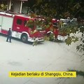 Api lori dipadamkan dalam masa 4 minit